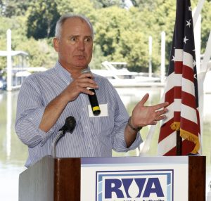 Rich Plecker, who was among the local water industry leaders that helped establish RWA and now serves as the City of Roseville's Environmental Utilities Director, reflected on RWA's original vision and progress.